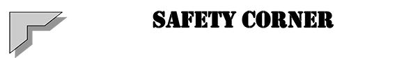 SAUA_Safety_Corner