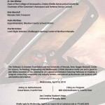 Pathways to Aviation – UNR –  <br />April 16, 2014, 6PM