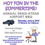 2016 Reno-Stead Airport Association BBQ