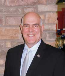 Mike Scott, Reno-Stead Airport Manager