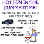 Reno-Stead Airport Association BBQ !