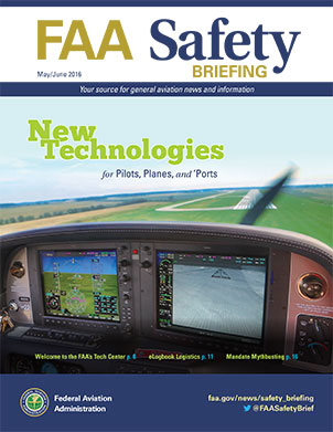 May-Jun 2017 issue of FAA Safety Briefing magazine.