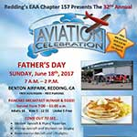 Pancakes in Redding for Father's Day
