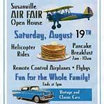 2017 Susanville Air Fair