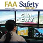 The Nov/Dec Issue of FAA Safety Briefing Magazine is Available