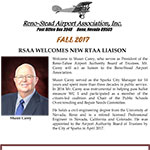 Fall 2017 RSAA Newsletter