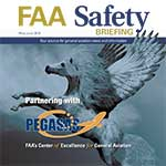 May/June Issue of FAA Safety Briefing Magazine is Available