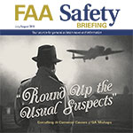 Jul/Aug 2018 Issue of FAA Safety Briefing Magazine is Available