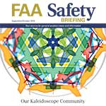 The Sep/Oct Issue of FAA Safety Briefing is Available