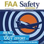 Jan/Feb 2019 Issue of FAA Safety Briefing Magazine is Available