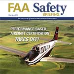 May/June Issue of FAA Safety Briefing Magazine