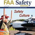 The Jul/Aug Issue of FAA Safety Briefing Magazine is Available