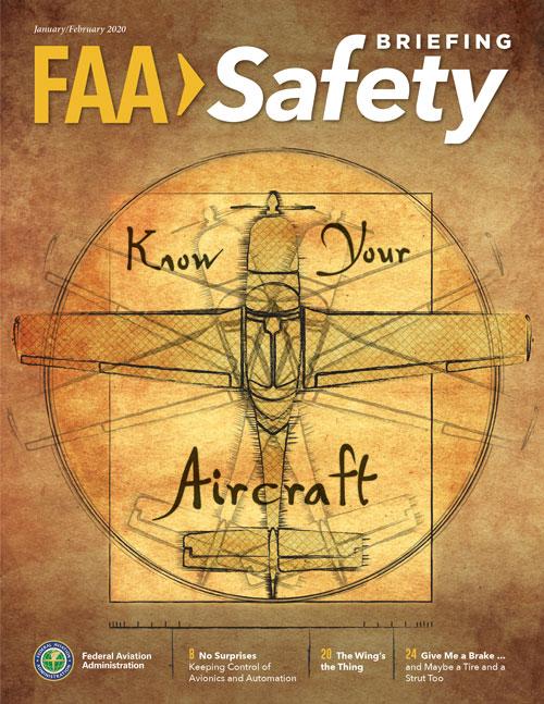 January/February 2020 Issue of FAA Safety Magazine