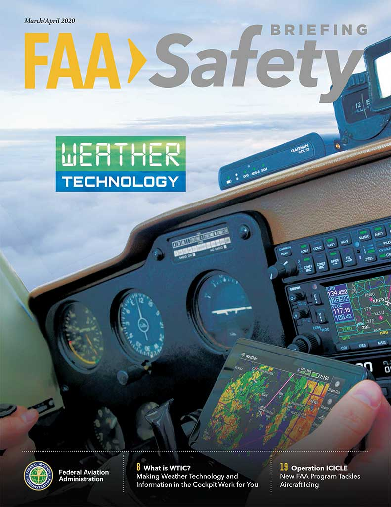 Mar/Apr 2020 FAA Safety Briefing