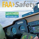 Mar/Apr 2020 Issue of FAA Safety Briefing Magazine is Available
