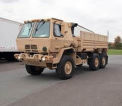 Image of Army LMTV Truck