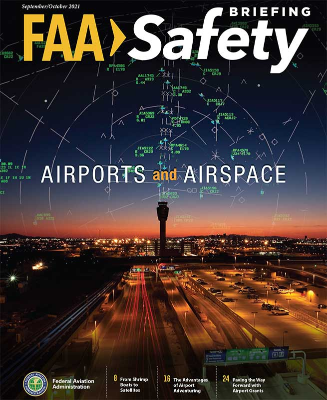 Sep/Oct FAA Safety Briefing Magazine